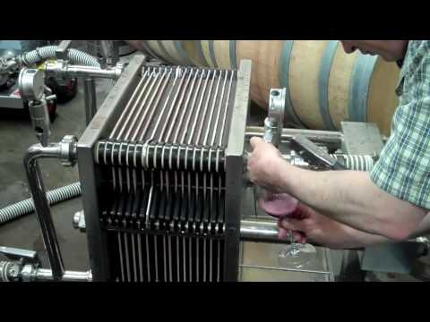 Wine Filtration Youtube