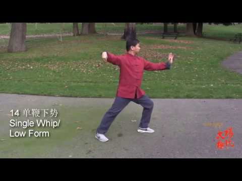 Yang Family Tai Chi Essential Form