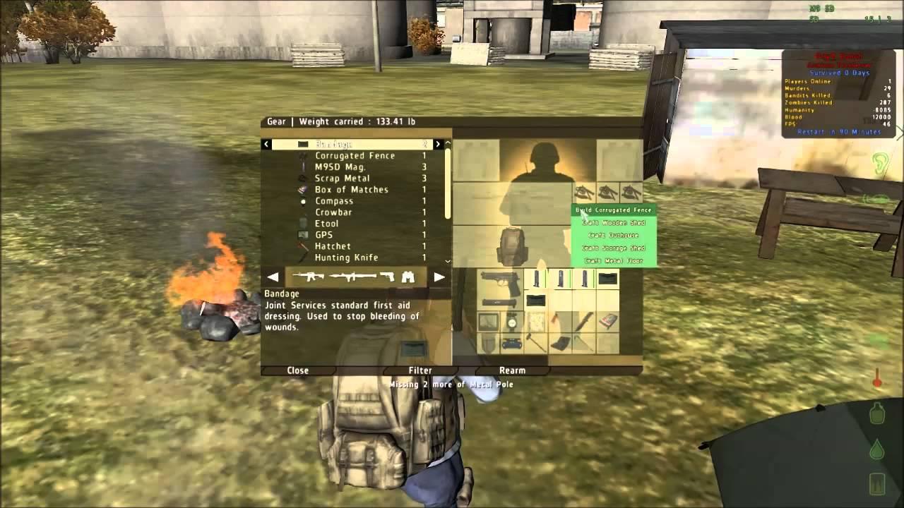 DayZ - Epoch (Ammo supply Crate) - YouTube