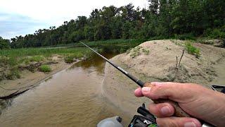 ВПЕРВЫЕ НА ТАКУЮ РЫБАЛКУ ТУТ Я ЕЩЁ НЕ БЫЛ Шёл дождь Но рыбы наловили Ч 1