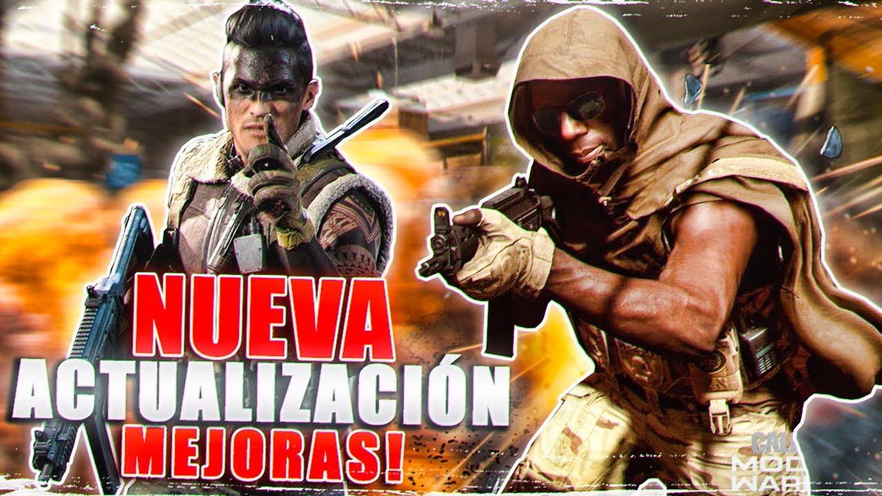 TODOS LOS CAMBIOS QUE TRAE WARZONE! - ¿Modern Warfare 2 Remastered?