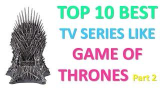 10 Best TV Series Like Game of Thrones 2020 Part 2   10 Best Shows Like Game of Thrones   Arvizas