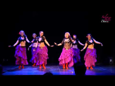 "Show-group ""Silver Night"" Choreography - Kalina Glazunova"