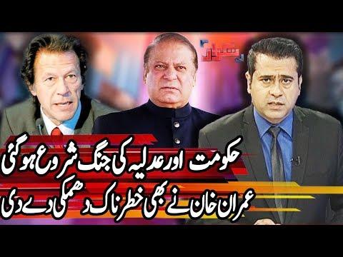 Takrar With Imran Khan - 20 February 2018 | Express News