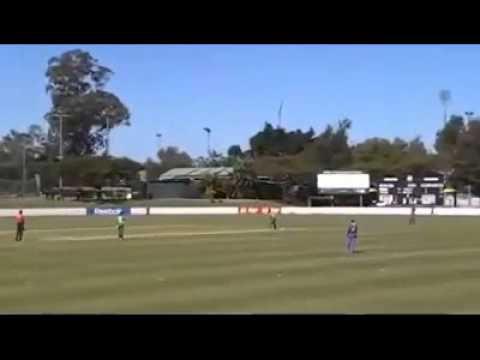 Bangladesh U19 vs England 19 Anamul century in U19 world cup 2012 at Brisbane