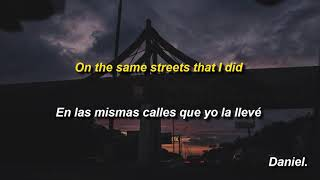 The Killers - Smile Like You Mean It (Lyrics / Subtitulada Español)