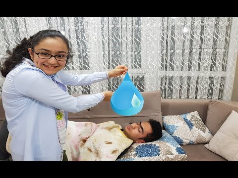 Abime Şaka Yaptım Funny  Prank -Learn Colors With Finger Family Song