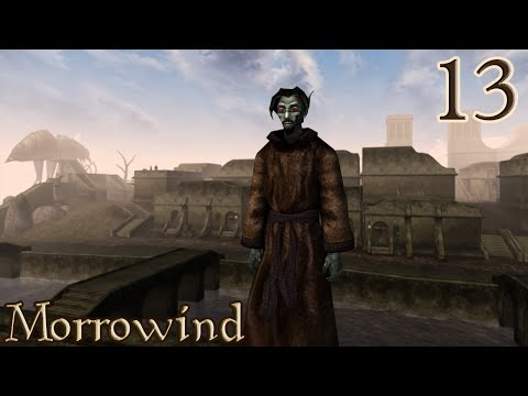 #13: Desecrating Andrano Ancestral Tomb [ Morrowind — PC ]
