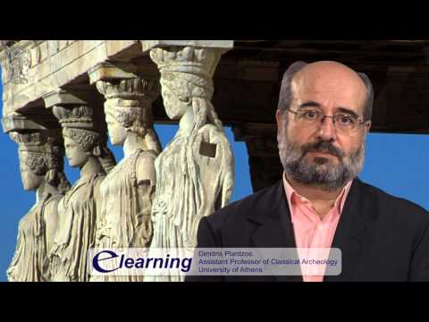 The arts of ancient Greece: the birth of classical taste | elearning course | University of Athens