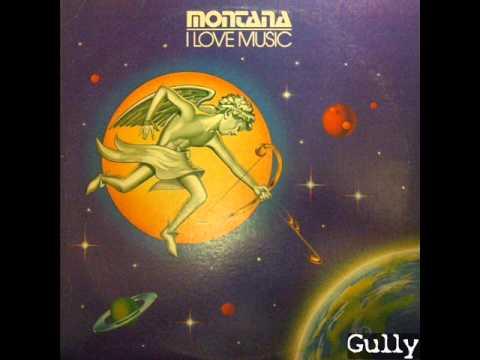 Montana  I Love Music DISCO 1978