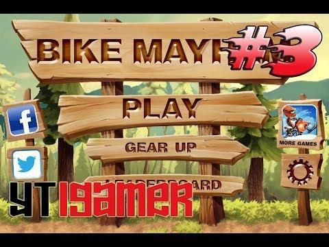 Bike Mayhem Mountain Racing - Gameplay - Red Horns - iOS Universal - Part 3
