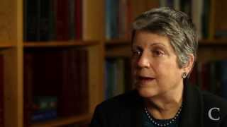 In Calif., Janet Napolitano