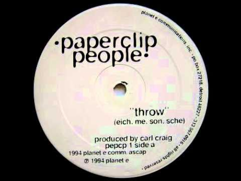 Клип Paperclip People - Throw