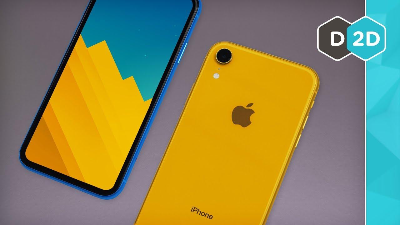 iPhone XR - Лучше, чем кажется