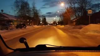 ПДД по Якутски. Кааанкретна главная дорога 2!!!