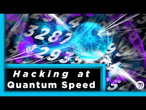 Hacking at Quantum Speed with Shor's Algorithm | Infinite Series