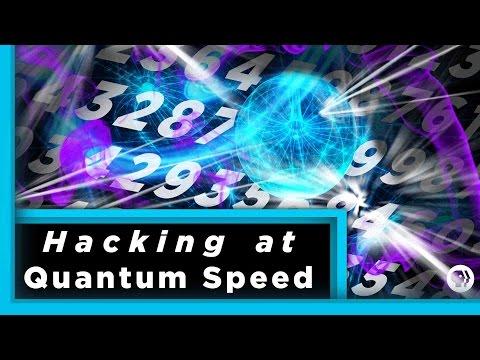 Hacking at Quantum Speed with Shor's Algorithm  Infinite Series