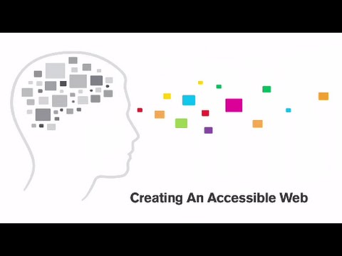 "Thumbnail for the embedded element ""Creating an accessible web (AD)"""