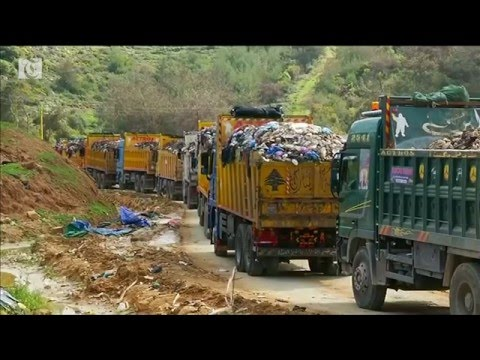 Lebanon garbage crisis needs better solution: Environmentalists