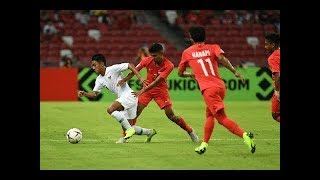 Singapore 1-0 Indonesia (AFF Suzuki Cup 2018: Group Stage Full Match)