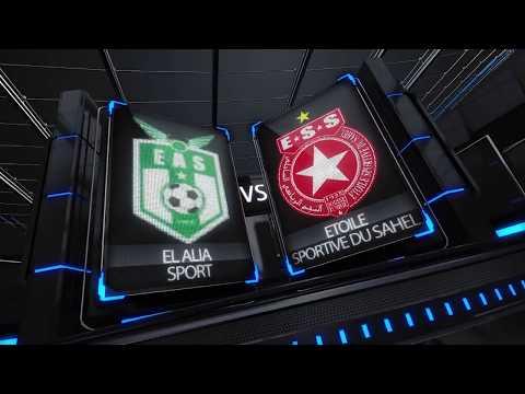 Foot - 1/16 Coupe de Tunisie - EAS/ESS - (0-1) - Reportage ESS Tv!
