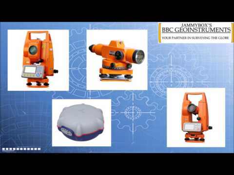 Types of Surveying Instruments