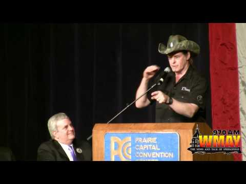 """Nugent: """"Are you kidding me"""" about IL gun ruling"""
