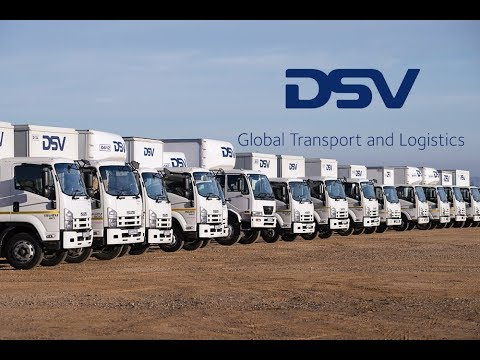 Global Transport and Logistics | DSV South Africa