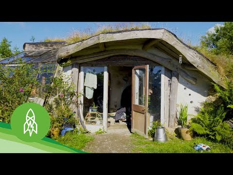 Eco-Friendly DIY Homes Fit for a Hobbit