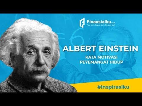 68 Kata Kata Motivasi Einstein Yang Menginspirasi Hidup