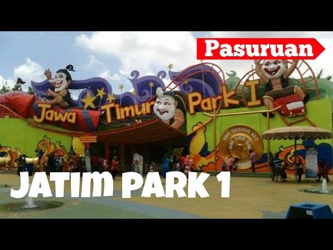 Have Fun at Jatim Park I, The First Amusement Park in Pasuruan - East Java