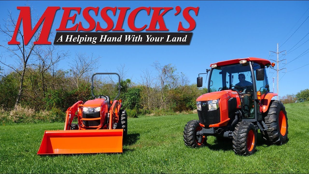 Kubota Standard L Series VS  Grand L Series