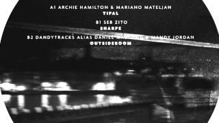 A Archie Hamilton & Mariano Mateljan - Tipal / Vinyl Only [VEKTON BLACK 003]