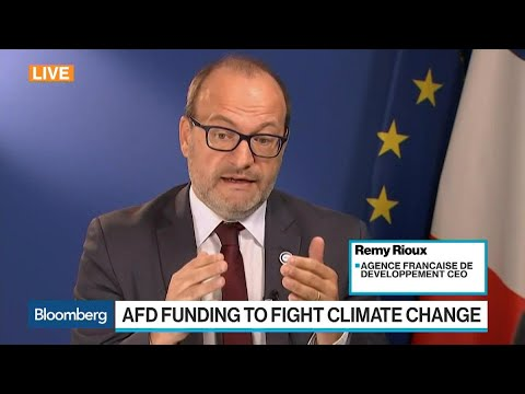 Rioux Says Group Committed $160B to Fight Climate Change