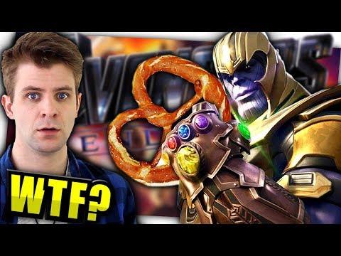 Avengers Endgame auf Bayrisch! (Keine Spoiler - Achtung❗️: Ist super dämlich!)