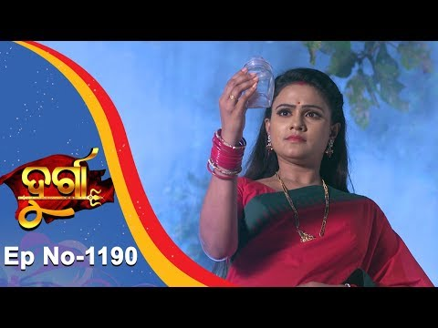 Durga | Full Ep 1190 | 1st Oct 2018 | Odia Serial - TarangTV