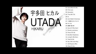 Utada Hikaru News Song 2018 ♥ 宇多田 ヒカル メドレー || Hikaru Utad...