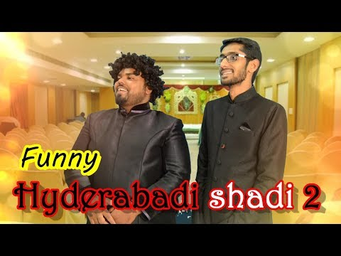 Hyderabadi shadi 2 | comedy | Deccan Drollz