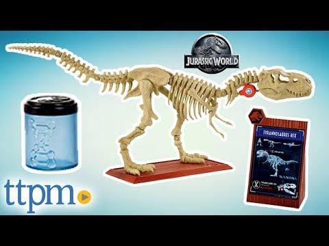 Jurassic World Fossil Strikers Velociraptor from Mattel