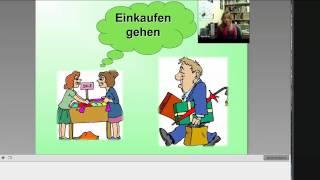 Deutsch lernen mit Caroline_Freizeit und Hobby