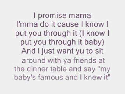 Drake-Closer to my dreams Lyrics