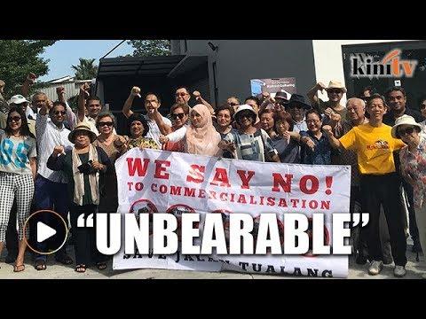 'Bangsar's Jalan Tualang now unbearable to live in'
