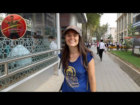 Dushanbe City Tour - Full Guided - Ep 186