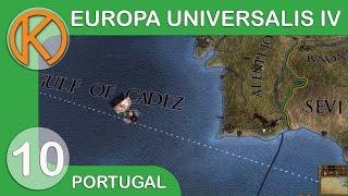 EU4 The Cossacks - Portuguese New World [10] - Castille Has Issues