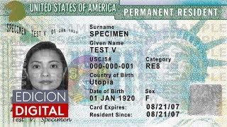 ¿Cómo identificar si su tarjeta de residencia fue emitida con un error y debe ser corregida?