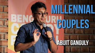 Millennial Couples Stand up Comedy by Abijit Ganguly