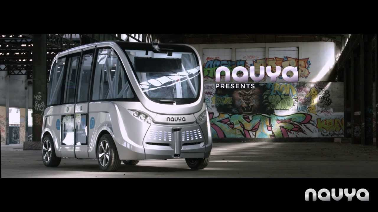 Las Vegas acoge la prueba del primer vehículo eléctrico y autónomo que circula por EEUU