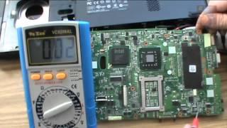 видео Ноутбук Asus K50IJ