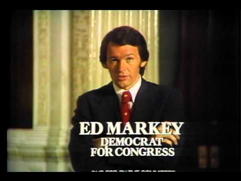 Ed Markey for Congress TV Ad | Desk (1976)