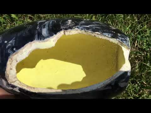 Making Elemental Sulfur From Rocks